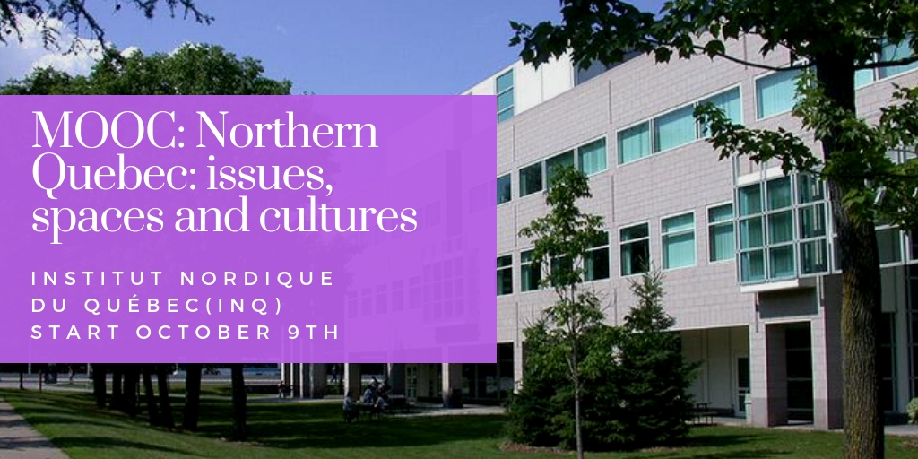 Northern Quebec_ issues, spaces and cultures
