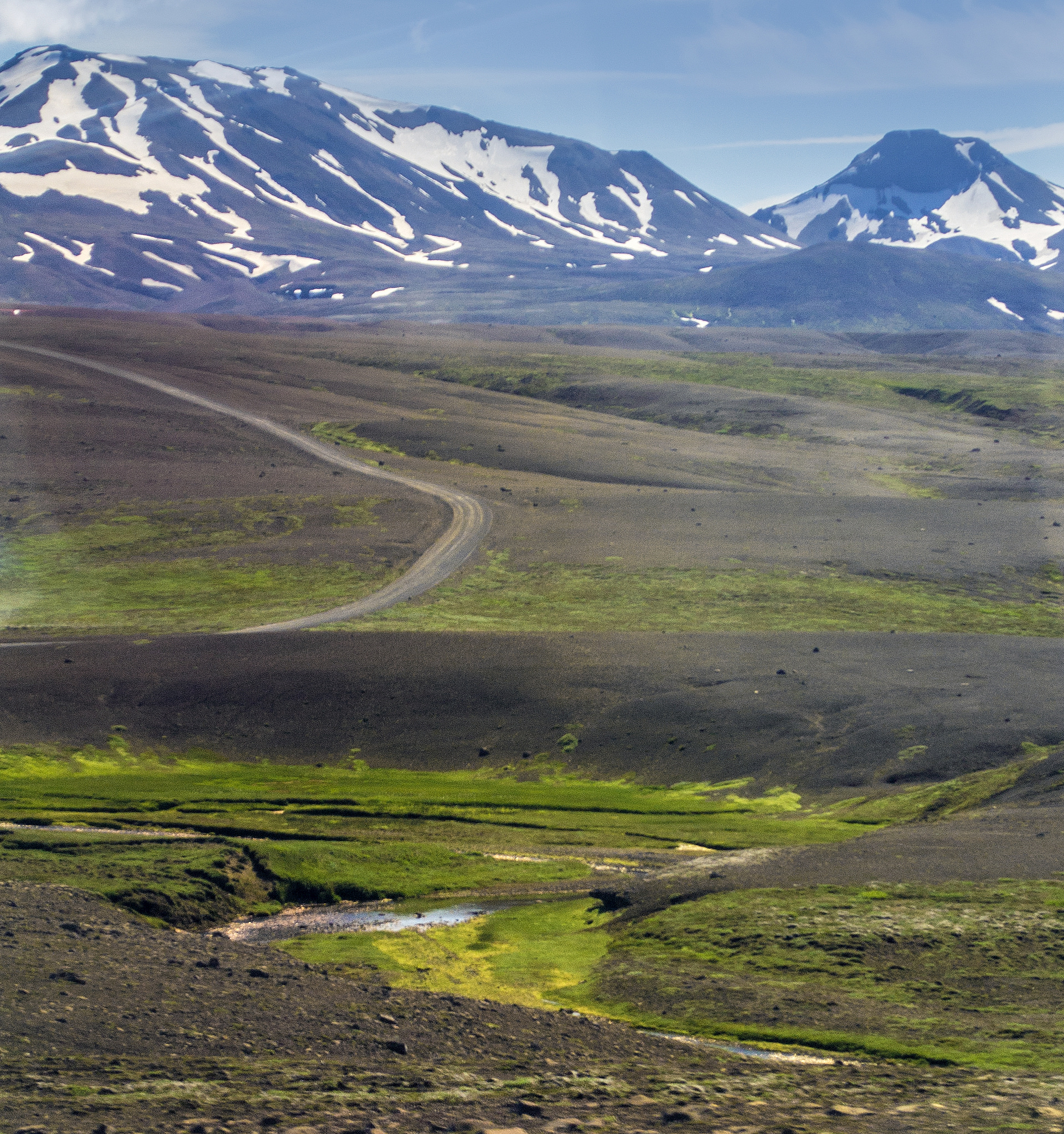Photo: Icelandic Highlands. mariejirousek/Flickr.