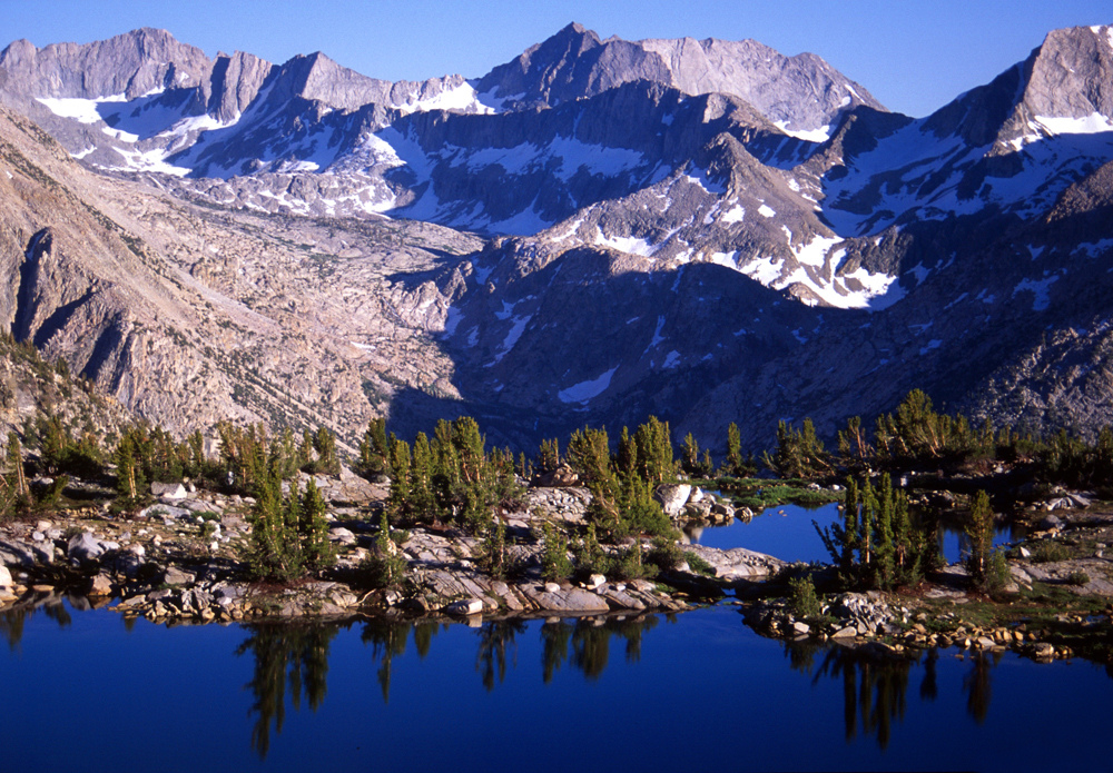 Photo: Palisade Basin , Kings Canyon National Park. California. Martin Swett/Flickr.
